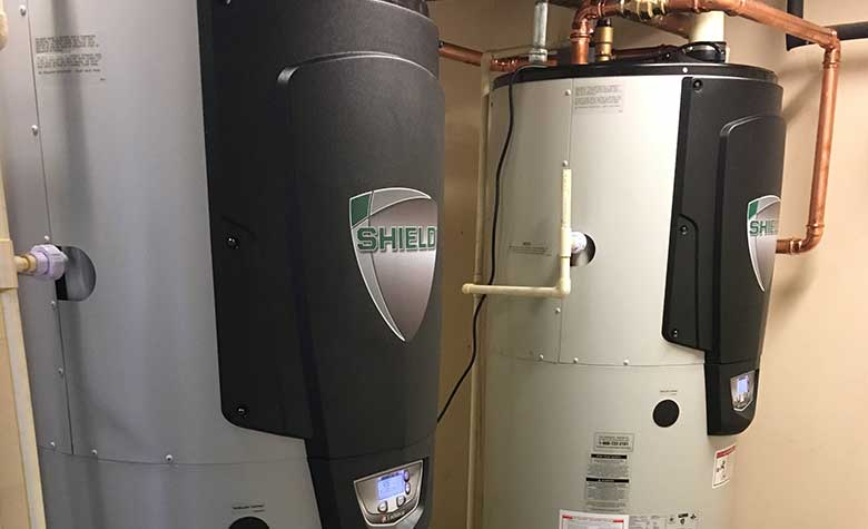 Tank water heaters are efficient and reliable