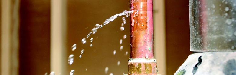 Pipe leaks may require repeiping. Call us today if you need emergency service to remedy a burst pipe.