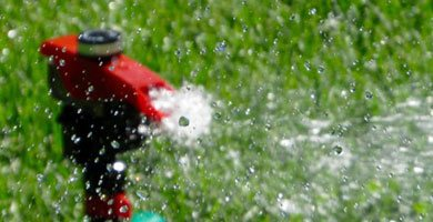 We are your local irrigation system experts.