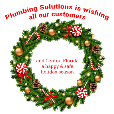 Have a great Holiday from Plumbing Solutions to You!